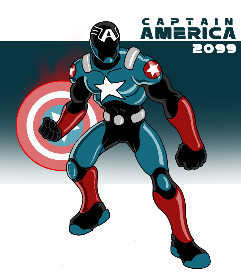 Spaceship clipart avengers. Captain america by mcslackerton