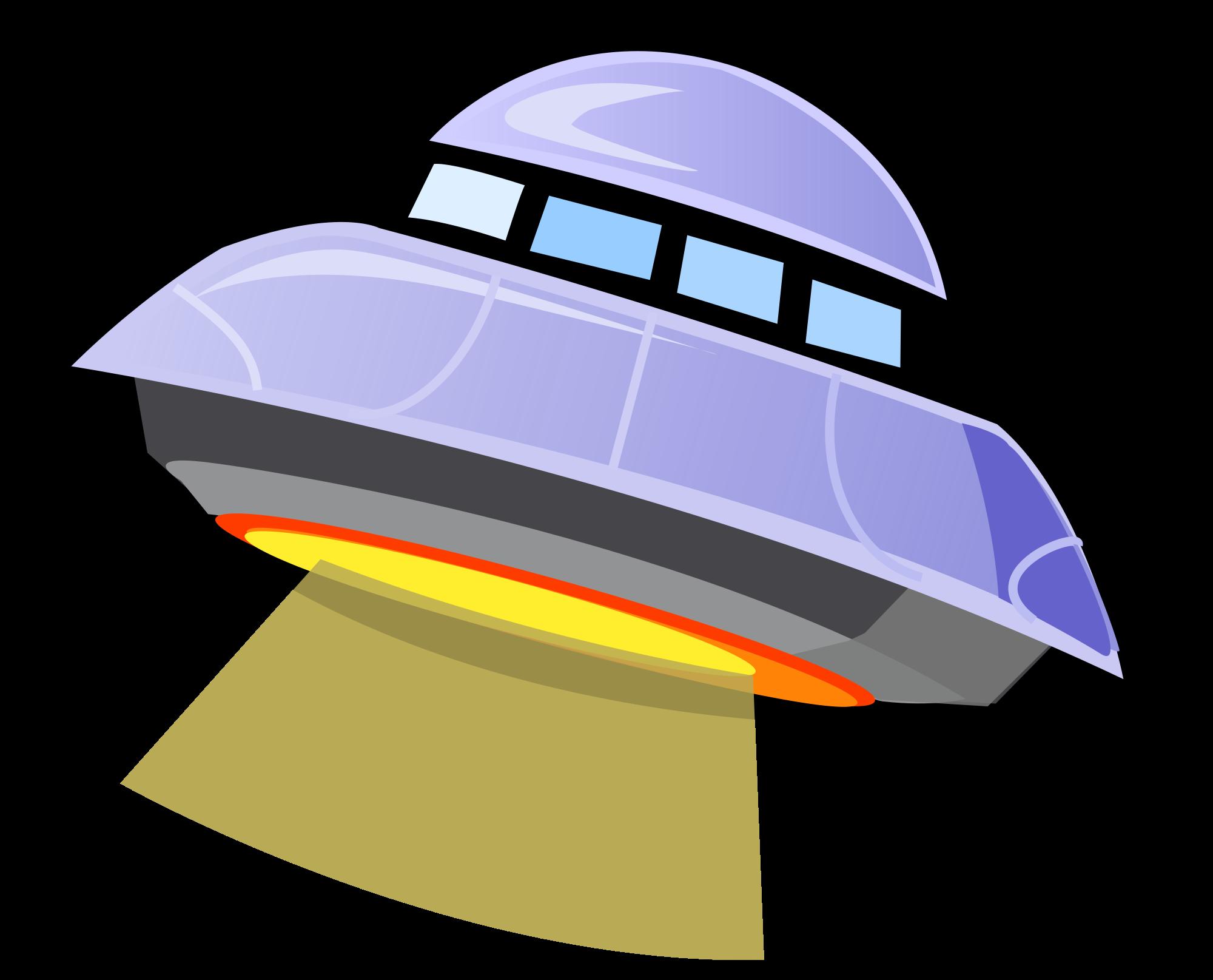 spaceship clipart bitmap