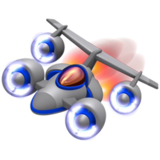 Invaders on the mac. Spaceship clipart chicken invader
