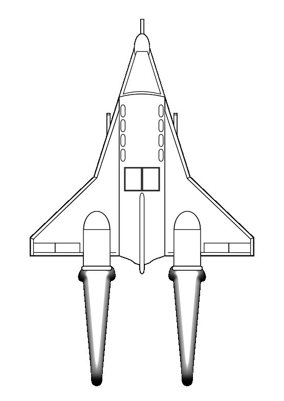 Spaceship clipart chicken invader. Clipartist net space police