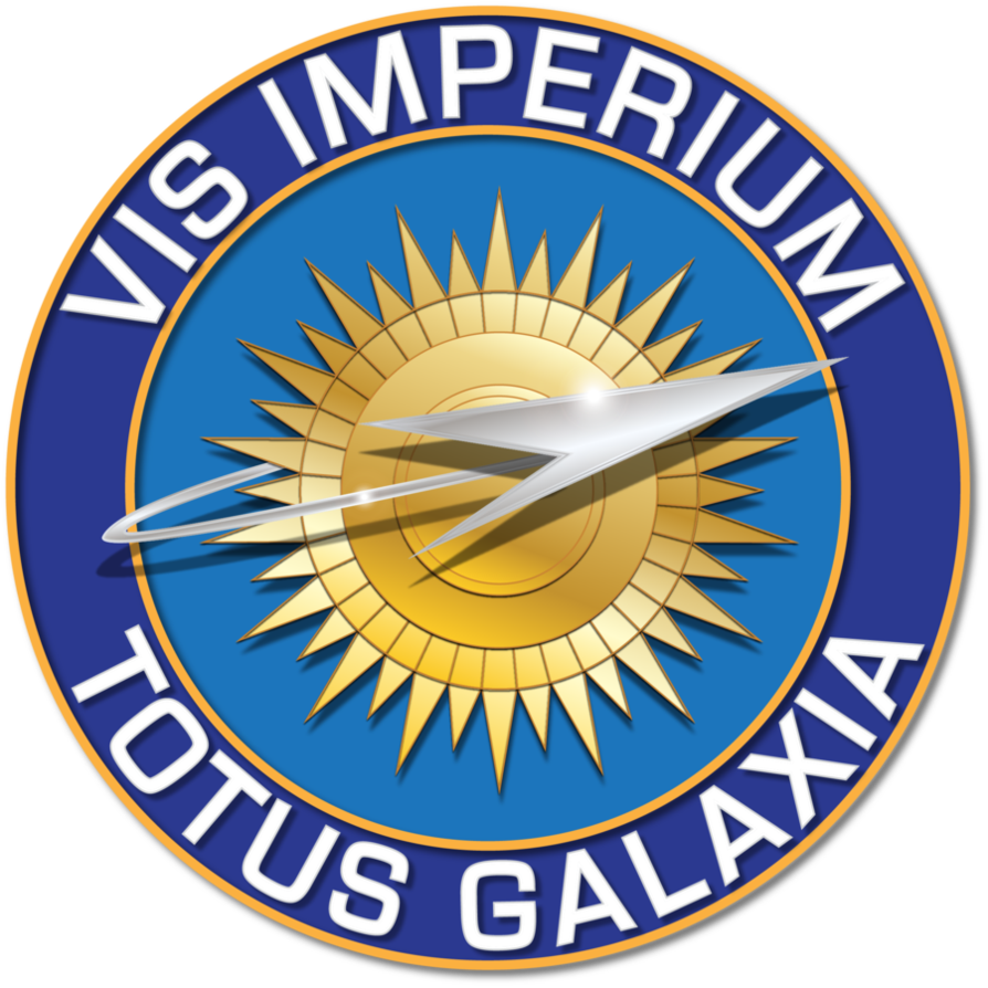 Galactic empire and sun. Spaceship clipart cool spaceship