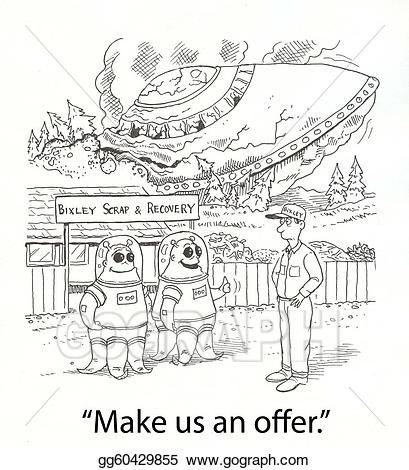 Stock illustration offer illustrations. Spaceship clipart crashed spaceship