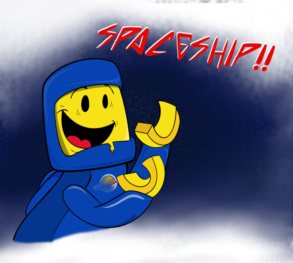 Spaceship clipart giant. By cartuneslover on deviantart