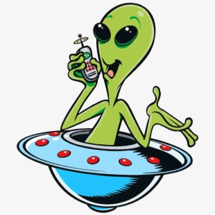 Spaceship clipart green alien. Free space aliens animations