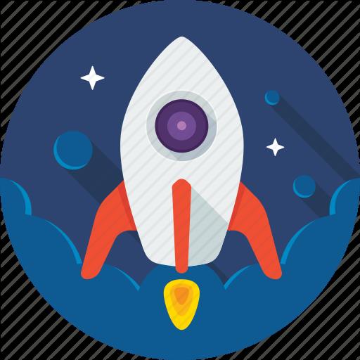 luchesa vol by. Spaceship clipart ico