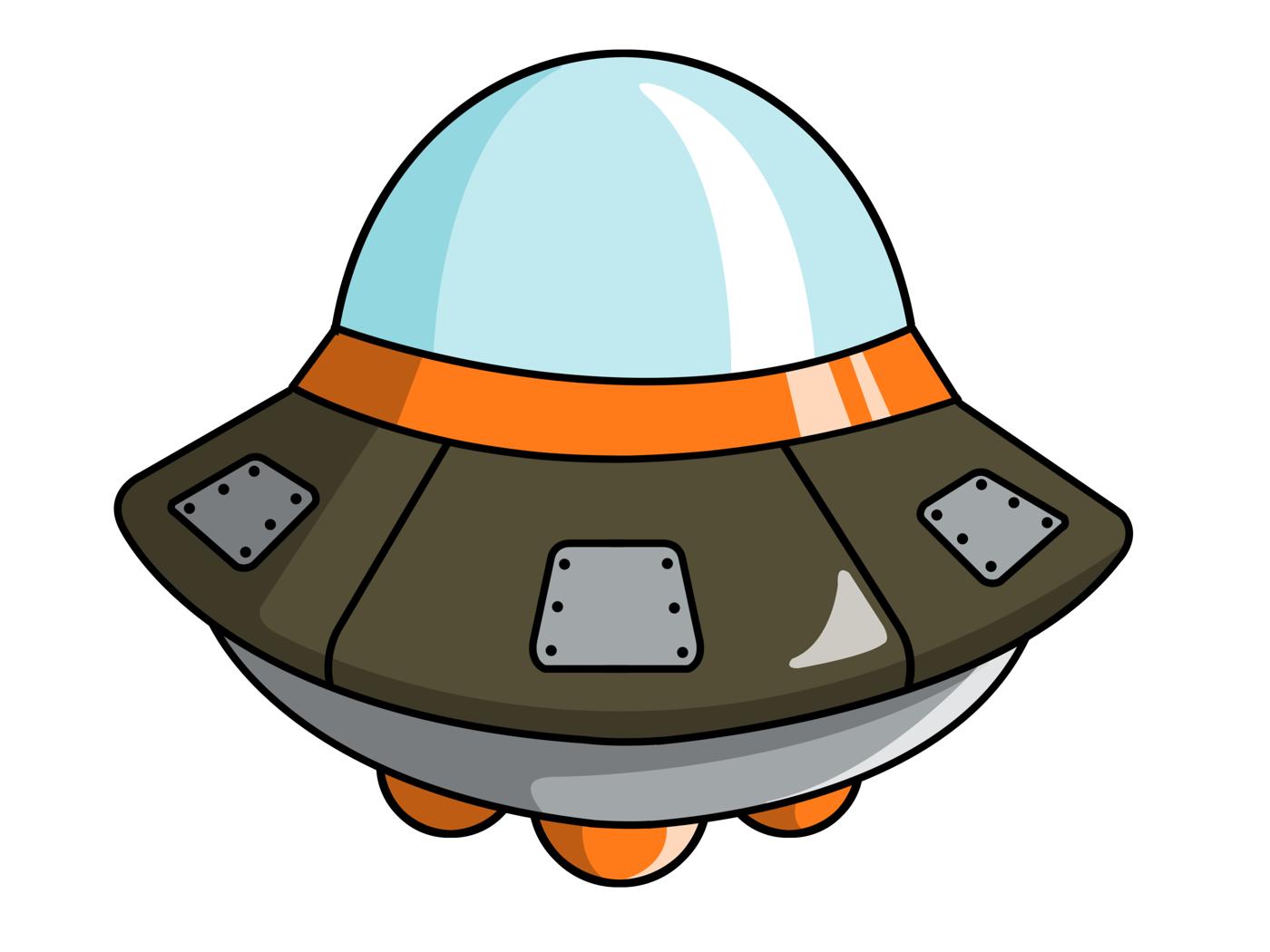 Spaceship clipart pretty. Photo cute alien album