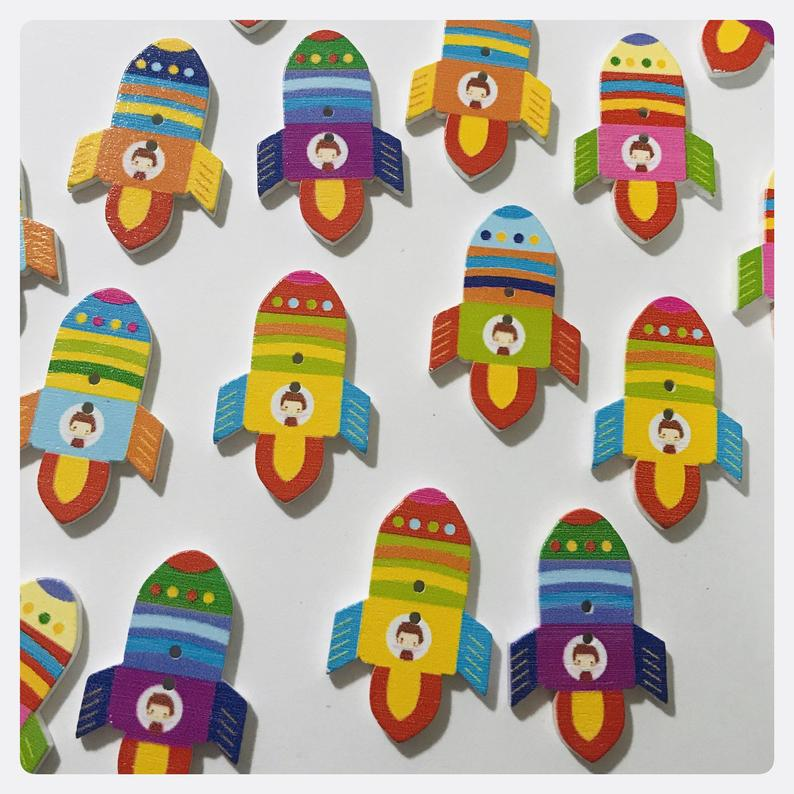 Spaceship clipart random.  or buttons mix
