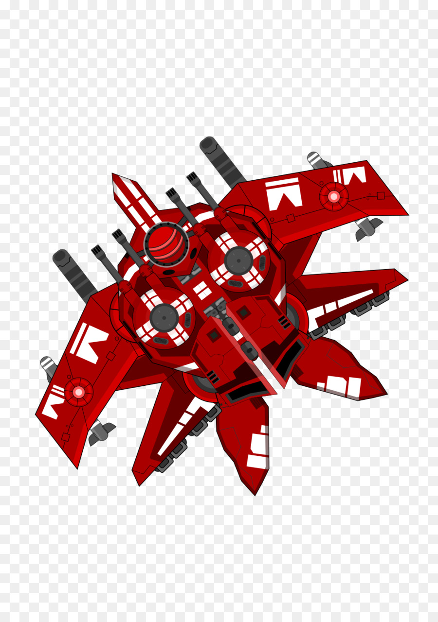 Background spacecraft art transparent. Spaceship clipart red