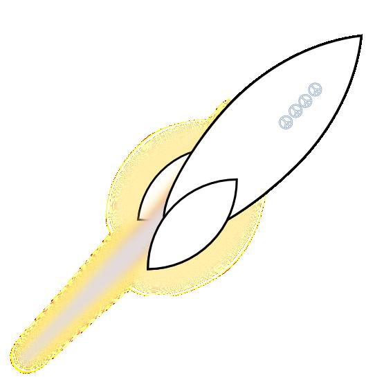 Clipartist net clip art. Spaceship clipart retro