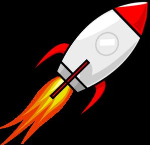 Spaceship clipart small spaceship. Clip art at clker