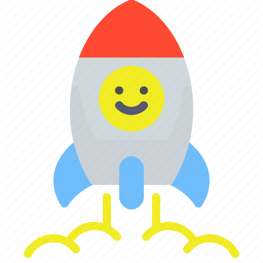 weather by emojious. Spaceship clipart space travel
