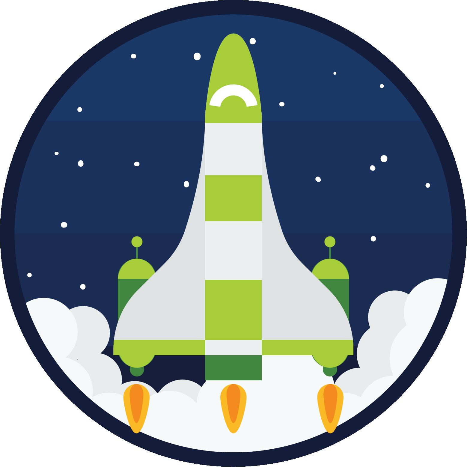 U s space rocket. Spaceship clipart spacerocket