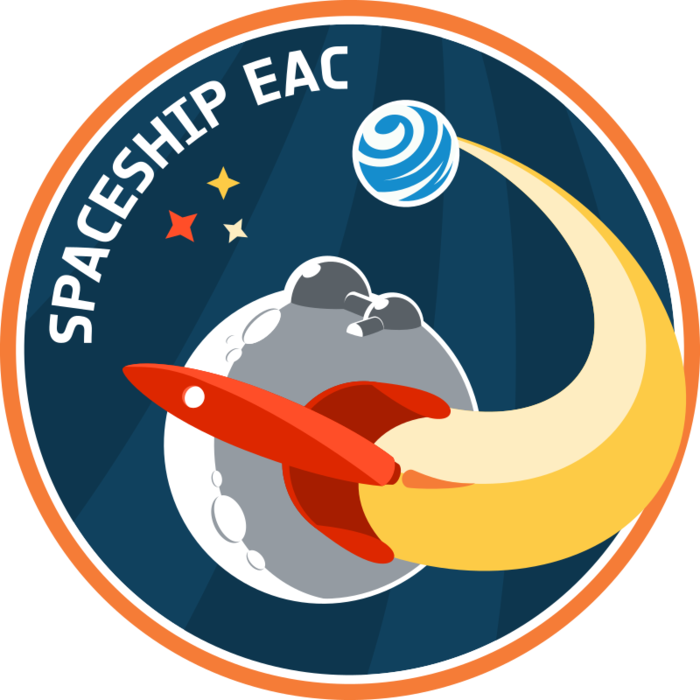 Space in images eac. Spaceship clipart spaceship landing