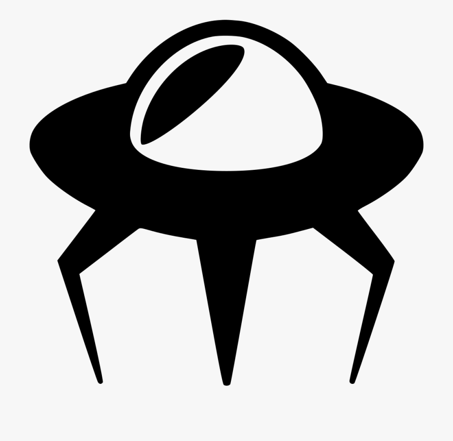 Spaceship clipart svg. Icon free alien png