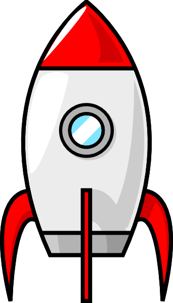 Free cartoon pictures download. Spaceship clipart toon