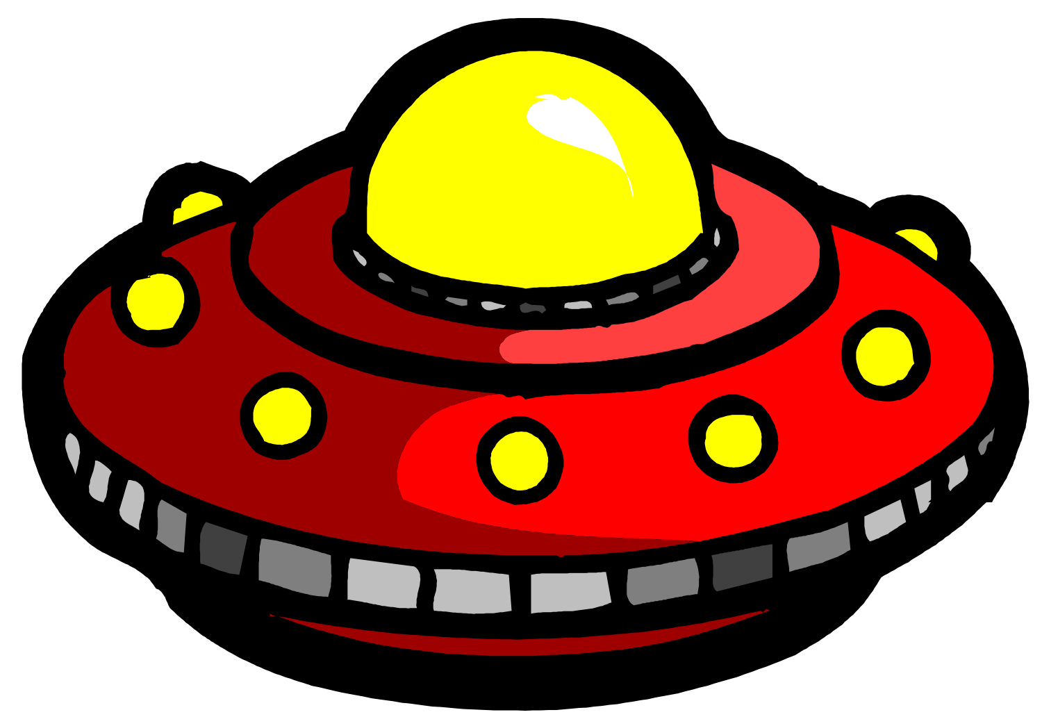 Spaceship clipart toon. Free cartoon pictures download