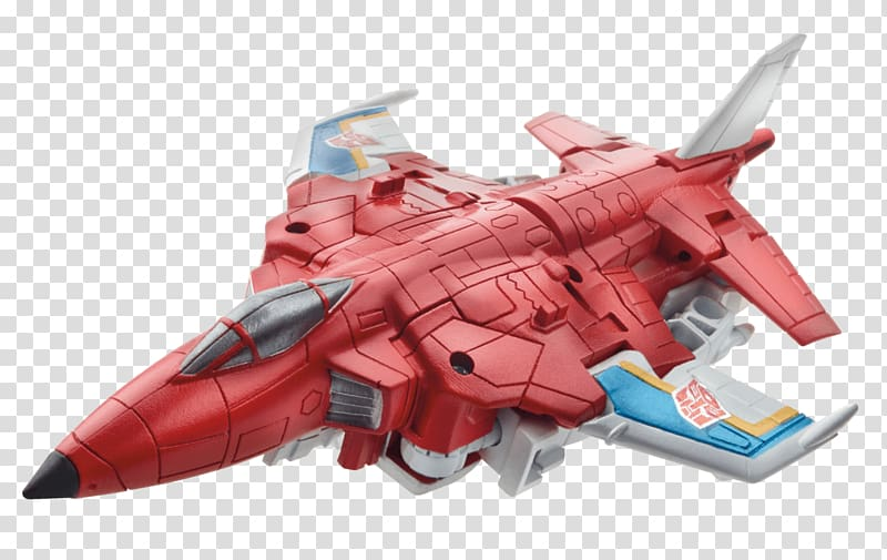 Red and gray plastic. Spaceship clipart transformers