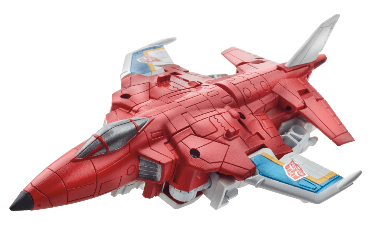 Red plane transparent png. Spaceship clipart transformers
