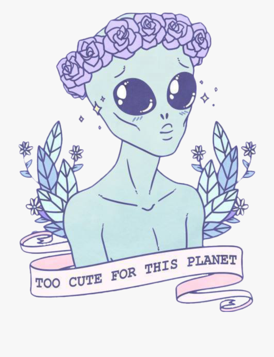 Alien png free . Ufo clipart transparent tumblr