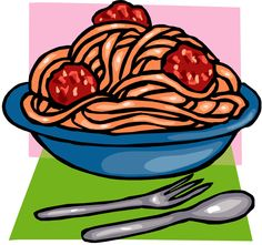 Food pantry ministry clip. Spaghetti clipart