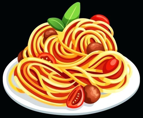 Clip art free themusicfoundry. Spaghetti clipart