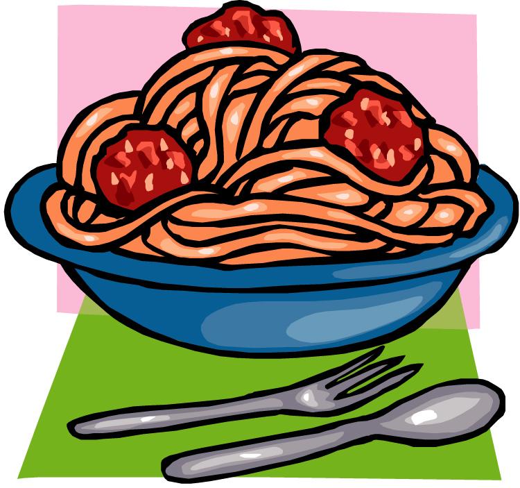 Spaghetti wikiclipart . Dinner clipart pasta dinner