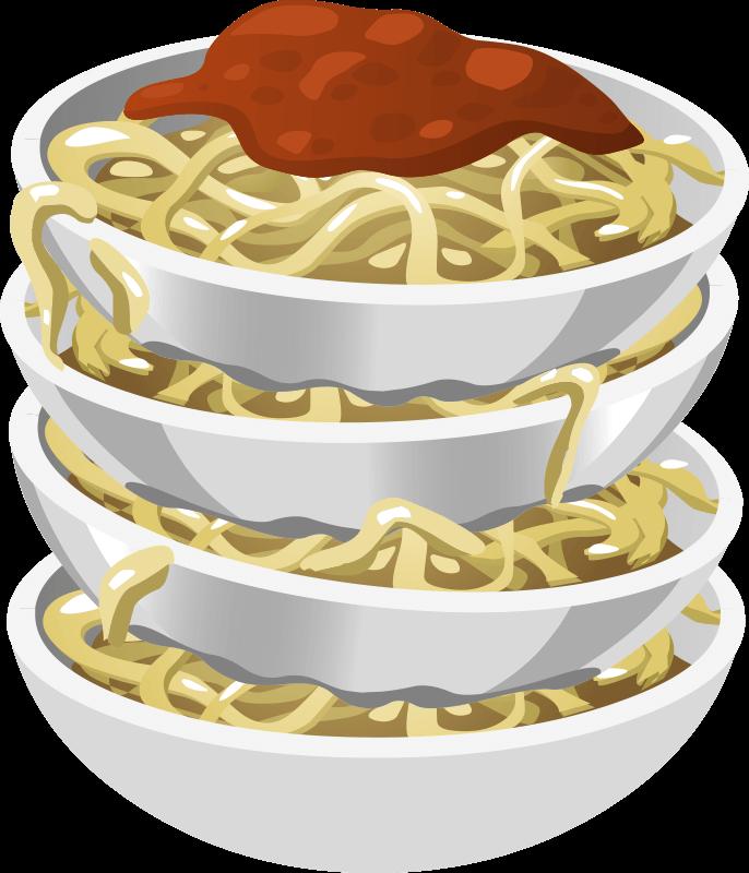 Free cliparts zone download. Spaghetti clipart border