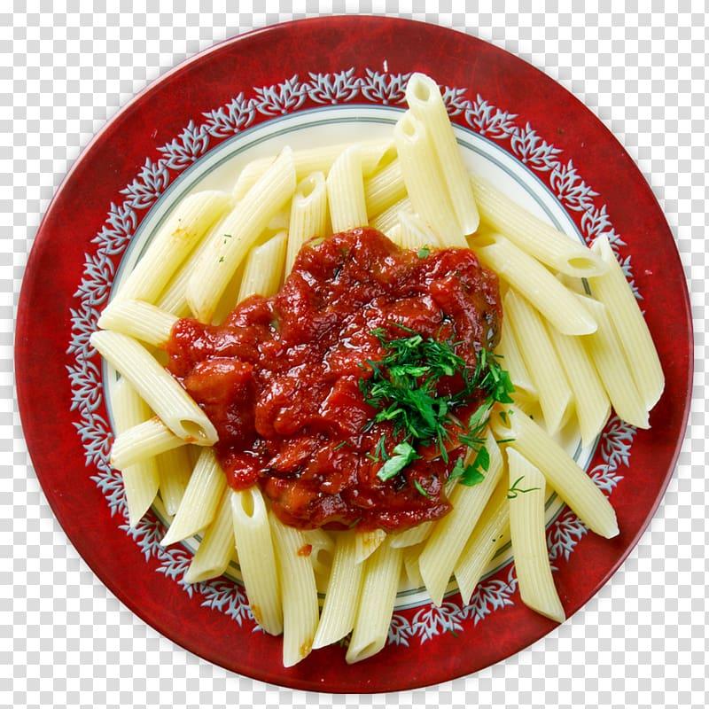 Spaghetti clipart full plate food. Alla puttanesca pasta al