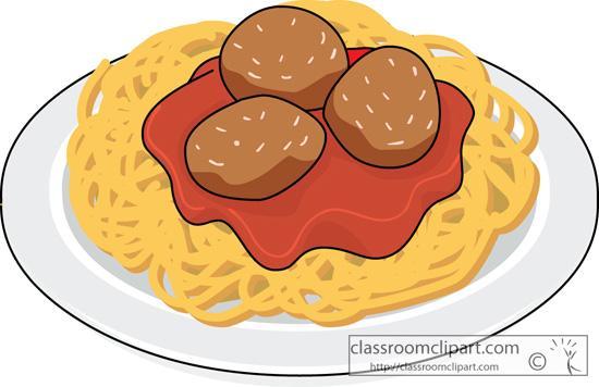 Spaghetti clipart meat balls.  meatballs and clip