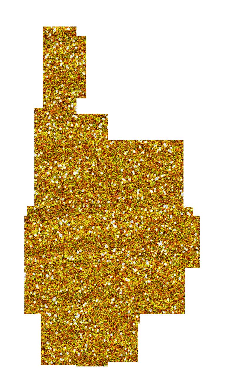 Sparkle golden sparkle