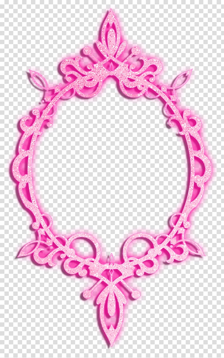 Sparkle clipart magenta. Oval pink frame filter
