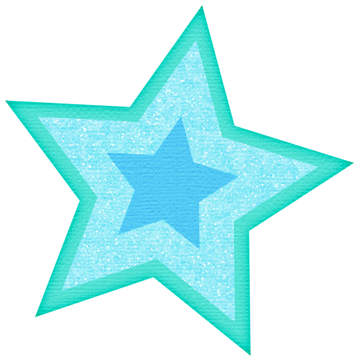 estrella pinterest album. Starfish clipart ornate