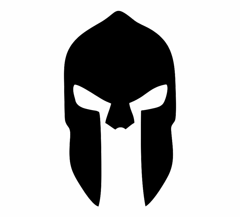 Spartan clipart knight helmet. Logo png free images