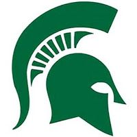 Spartan clipart michigan state. Spartans logo best
