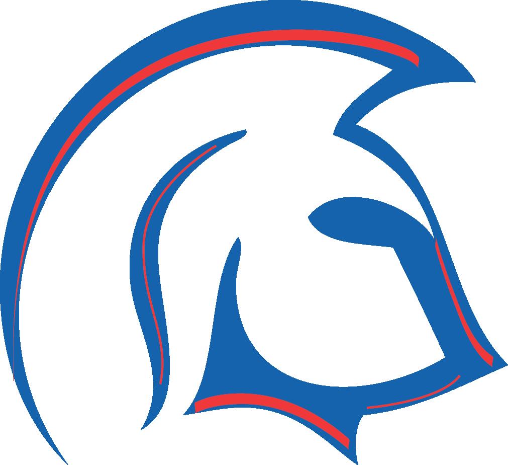 Spartan clipart warrior logo. Prospects showcase