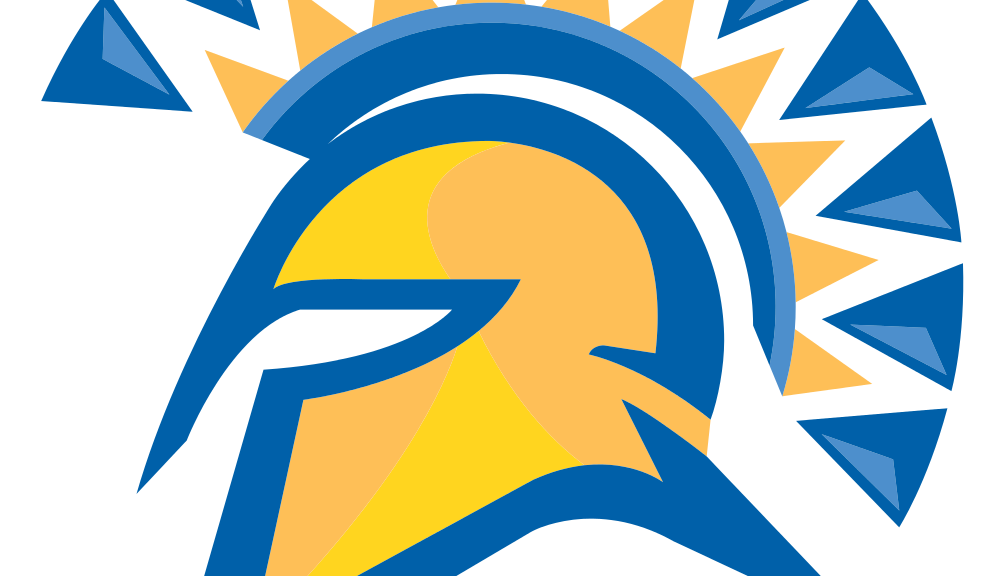 San jose state football. Spartan clipart wins