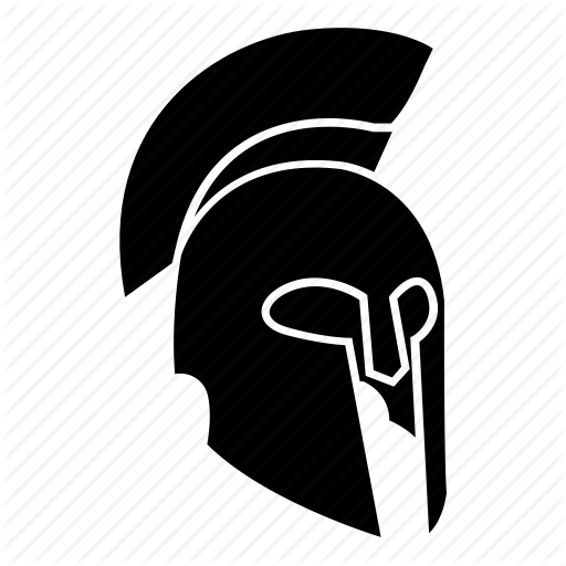 Spartan helmet png. Arms and armor by