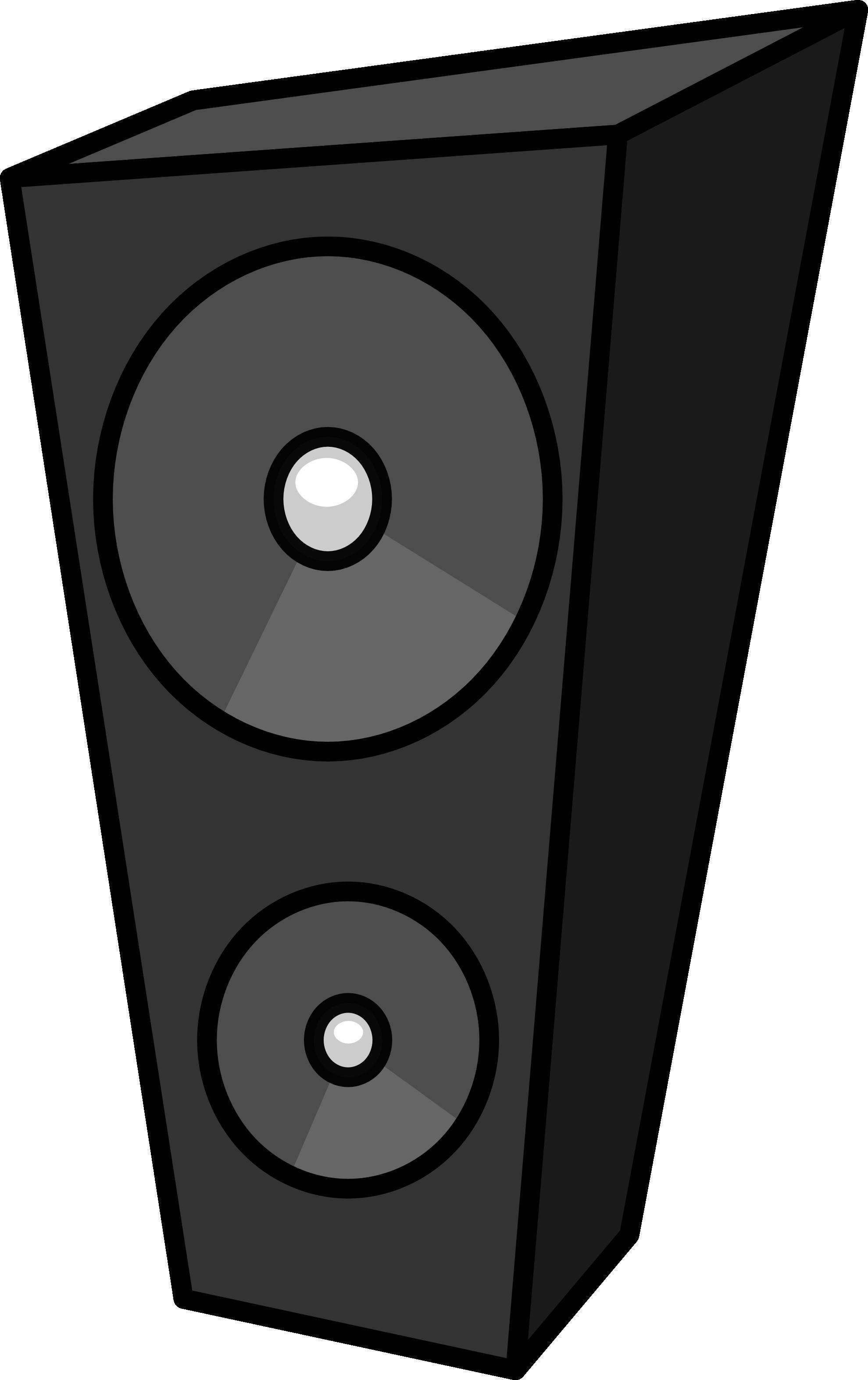 Speakers clipart. Clip art panda free