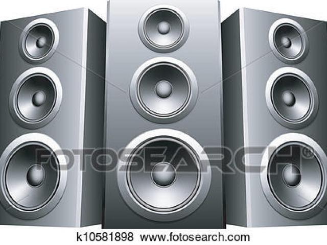Free download clip art. Speakers clipart big speaker