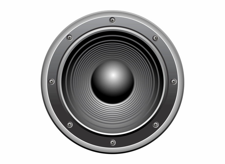 Speakers clipart dj equipment. Speaker clip art transparent