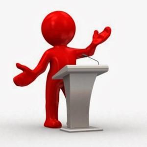 Speakers clipart female speaker. Three tips for making