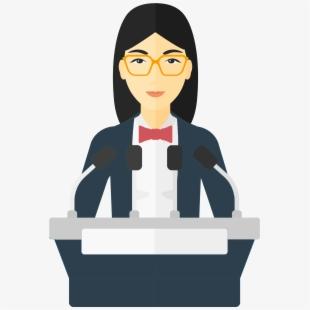 Speakers clipart female speaker. Free public speaking cliparts