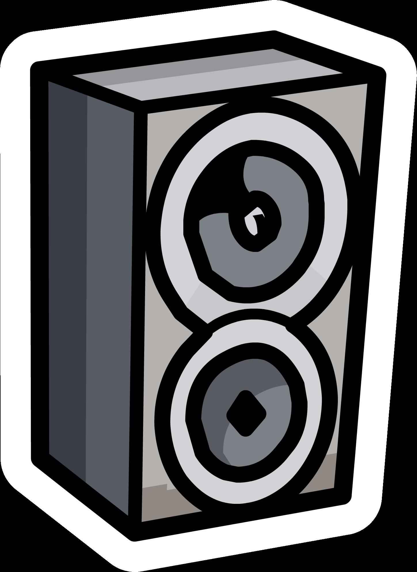 Speakers clipart party speaker, Speakers party speaker