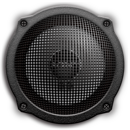 Speakers clipart woofer. Audio speaker transparent png