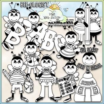 Bee clip art cu. Spelling clipart back to school