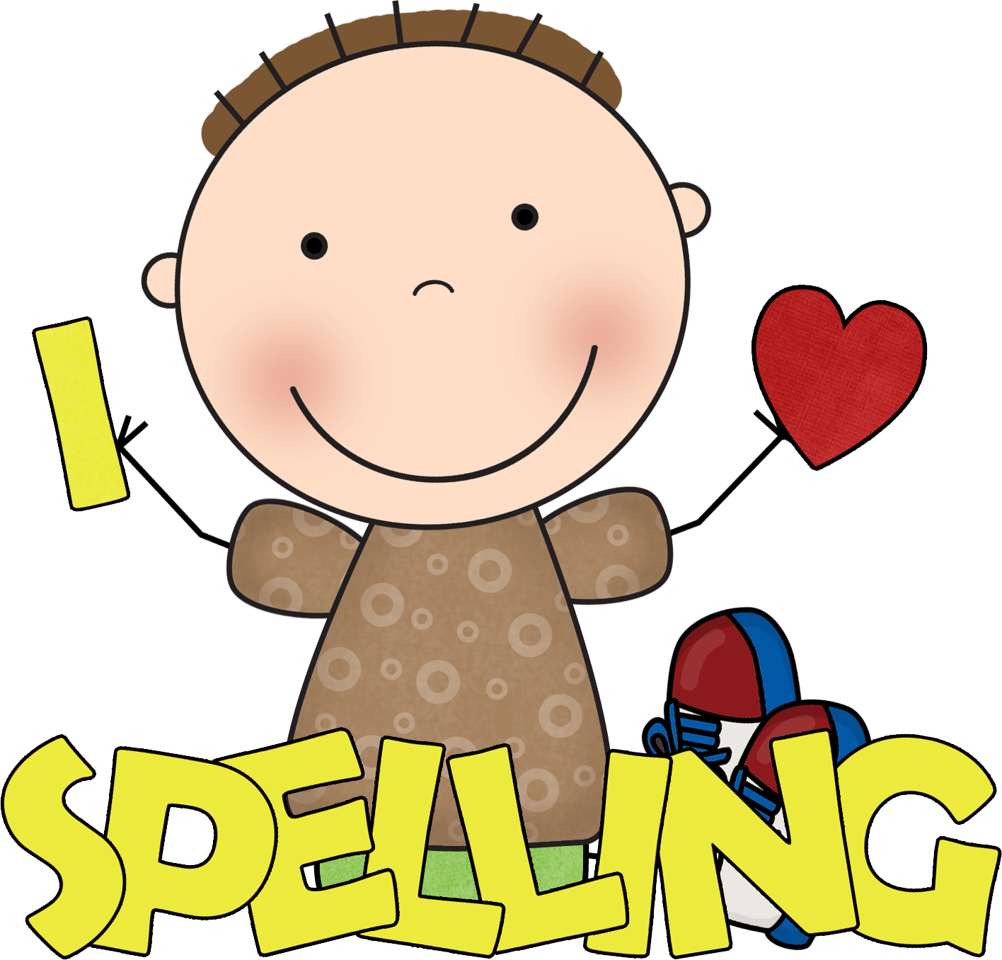 Writer clipart dictation.  collection of spelling