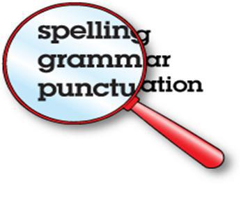 Spelling clipart spelling grammar. And