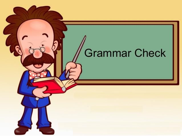 Spelling clipart spelling grammar. Know why you would