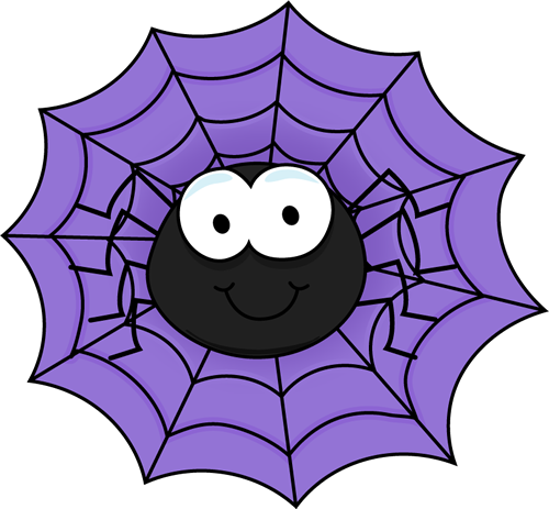 Clip art images in. Spider clipart