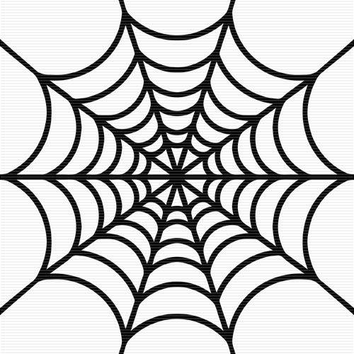 Spiderweb clipart halloween.  spider web clip